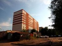 neighbour house: st. Soldatskaya, house 5. Apartment house