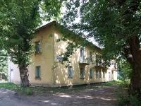 Казань, улица Степана Разина, дом 41. многоквартирный дом