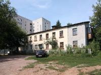 Казань, улица Степана Разина, дом 48. многоквартирный дом