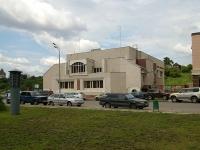 соседний дом: ул. Тихомирнова, дом 2. офисное здание Казанская теплосетевая компания, ОАО, Центральный район