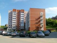 Казань, улица Тихомирнова, дом 7. многоквартирный дом