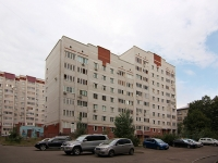 Kazan, Tolbukhin st, house 5. Apartment house