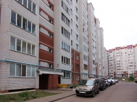 Kazan, Tolbukhin st, house 7. Apartment house