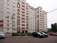 Казань, улица Толбухина, дом 13. многоквартирный дом