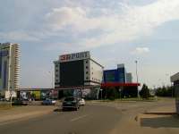"Kazan, entertainment complex ""РИВЬЕРА"", Fatykh Amirkhan avenue, house 1Б"