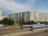 Казань, Фатыха Амирхана проспект, дом 2. многоквартирный дом