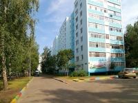 Казань, Фатыха Амирхана проспект, дом 8А. многоквартирный дом