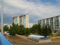 Kazan, Fatykh Amirkhan avenue, house 10А к.1. Apartment house
