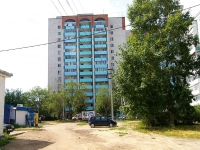 neighbour house: avenue. Fatykh Amirkhan, house 10А к.2. Apartment house