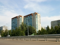 喀山市, Fatykh Amirkhan avenue, 房屋 10А к.2. 公寓楼