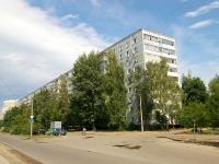 Казань, Фатыха Амирхана проспект, дом 10. многоквартирный дом
