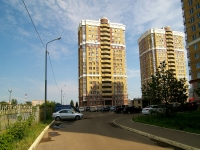 neighbour house: avenue. Fatykh Amirkhan, house 12Д. Apartment house