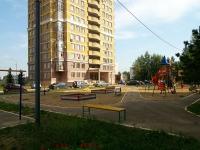 Kazan, Fatykh Amirkhan avenue, house 12Е. Apartment house