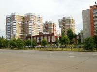 Казань, Фатыха Амирхана проспект, дом 12Е. многоквартирный дом
