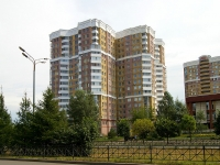 neighbour house: avenue. Fatykh Amirkhan, house 14А. Apartment house