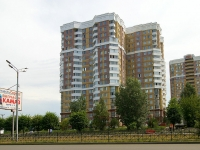 neighbour house: avenue. Fatykh Amirkhan, house 14Б. Apartment house