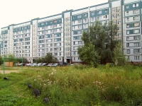 Kazan, Fatykh Amirkhan avenue, house 22. Apartment house