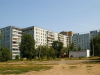 Kazan, Fatykh Amirkhan avenue, house 27. Apartment house