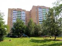 Казань, Фатыха Амирхана проспект, дом 31А. многоквартирный дом