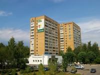Казань, Фатыха Амирхана проспект, дом 31Б. ресторан