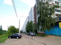 Kazan, Fatykh Amirkhan avenue, house 34. Apartment house