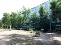 neighbour house: avenue. Fatykh Amirkhan, house 35. Apartment house