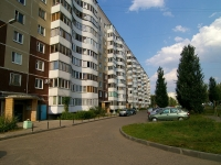 Kazan, Fatykh Amirkhan avenue, house 38. Apartment house