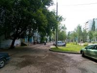 Kazan, Fatykh Amirkhan avenue, house 41. Apartment house