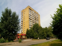 neighbour house: avenue. Fatykh Amirkhan, house 49. Apartment house