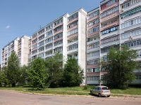 neighbour house: avenue. Fatykh Amirkhan, house 53Б. Apartment house