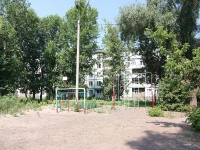 Kazan, Fatykh Amirkhan avenue, house 59. Apartment house