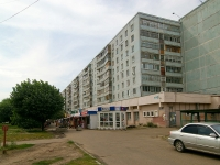 Kazan, Fatykh Amirkhan avenue, house 71. Apartment house
