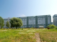 Kazan, Fatykh Amirkhan avenue, house 83. Apartment house