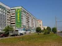 neighbour house: avenue. Fatykh Amirkhan, house 83. Apartment house