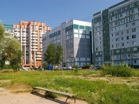 Kazan, Fatykh Amirkhan avenue, house 85. Apartment house
