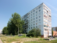 Kazan, Fatykh Amirkhan avenue, house 91. Apartment house