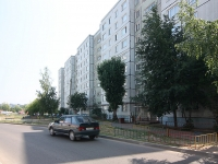 neighbour house: avenue. Fatykh Amirkhan, house 93. Apartment house