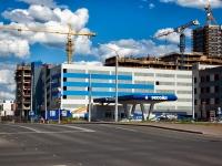 Казань, Фатыха Амирхана проспект, дом 1Д. автозаправочная станция Эксойл