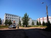 喀山市, 学校 №170, Fatykh Amirkhan avenue, 房屋 111