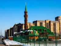 "Kazan, mosque ""КАЗАН НУРЫ"", Fatykh Amirkhan avenue, house 3 к.2"