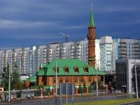 Kazan, avenue Fatykh Amirkhan, house 3 к.2. mosque