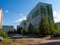 neighbour house: avenue. Fatykh Amirkhan, house 22А. Apartment house