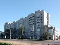 Kazan, st Frunze, house 3. Apartment house