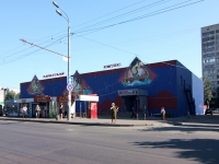 neighbour house: st. Frunze, house 5. shopping center Идель