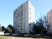 Kazan, st Frunze, house 7. Apartment house