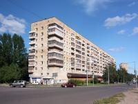 Kazan, st Frunze, house 15. Apartment house