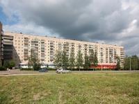 Kazan, st Frunze, house 17. Apartment house