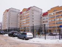 Казань, улица Фрунзе, дом 1Б. многоквартирный дом