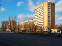 Kazan, st Frunze, house 19. Apartment house