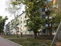 Казань, улица Халева, дом 13. многоквартирный дом